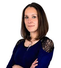Marie-Laure Guinard, Responsable RH chez Codalis