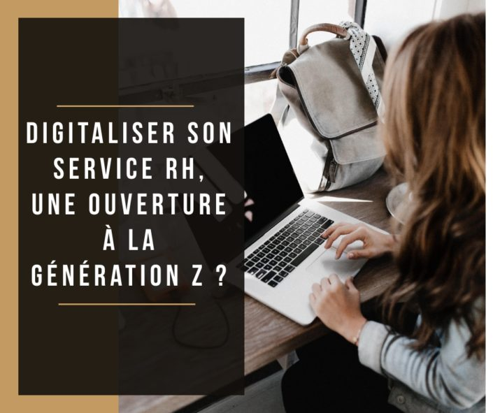 Digitaliser le service recrutement